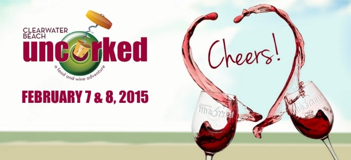 clearwater beach uncorked 2015
