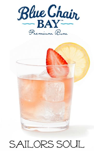 Valentine's Day Cocktail Recipes from Blue Chair Bay Rum
