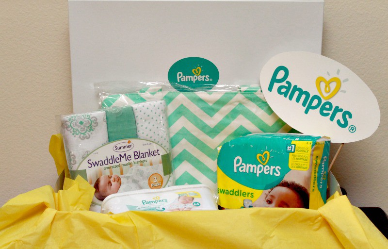 pampers party 11