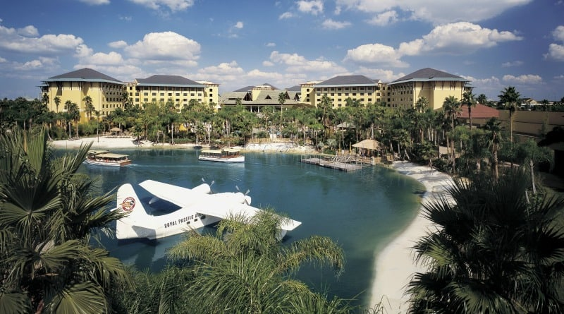 Universal Orlando: Loews Royal Pacific Resort