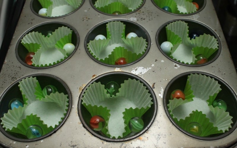 St Patrick S Day Simple Shamrock Cupcakes