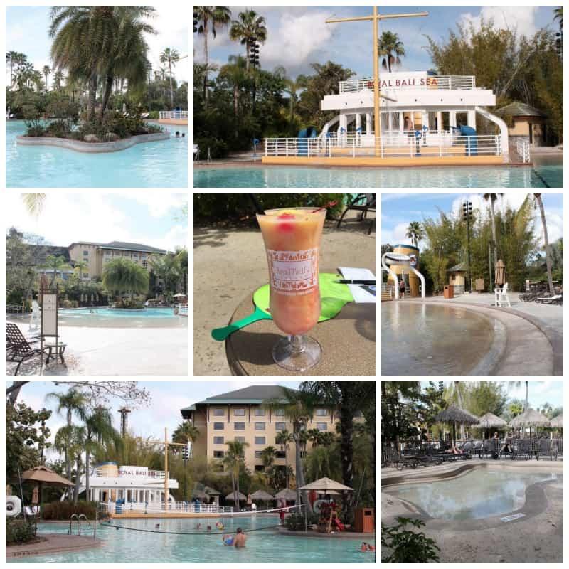 loews royal pacific resort pool