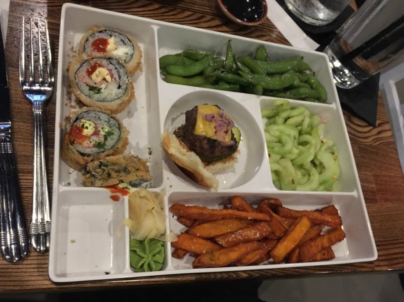 the cowfish bento