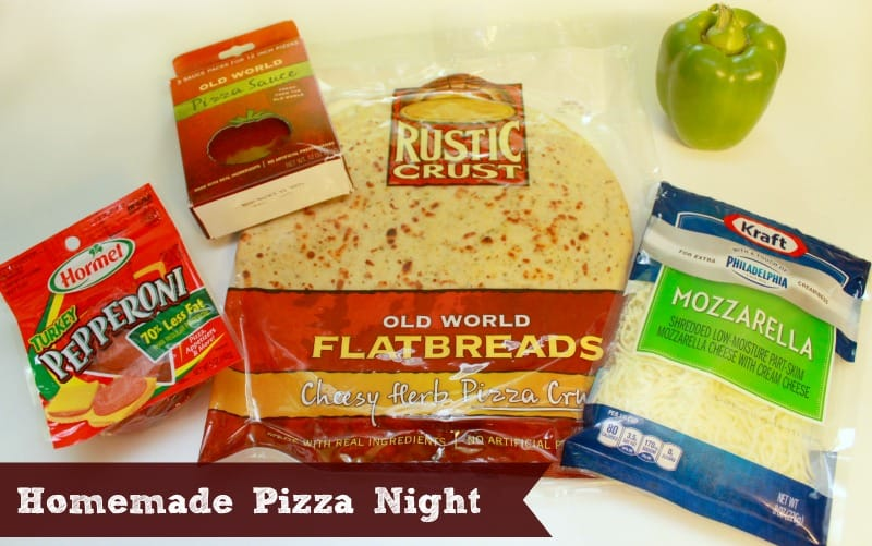 Homemade Pizza Made Easy with Rustic Crusts