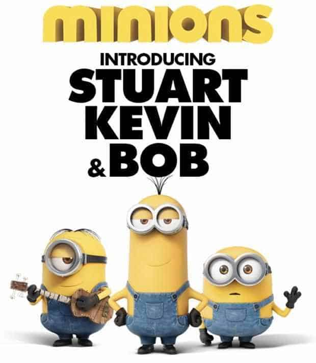 New Minions Movie Trailer – In Theaters July 10th
