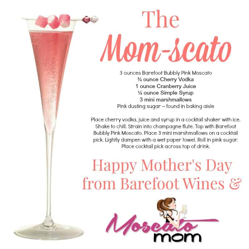 Celebrate Mother's Day With a Mom-scato