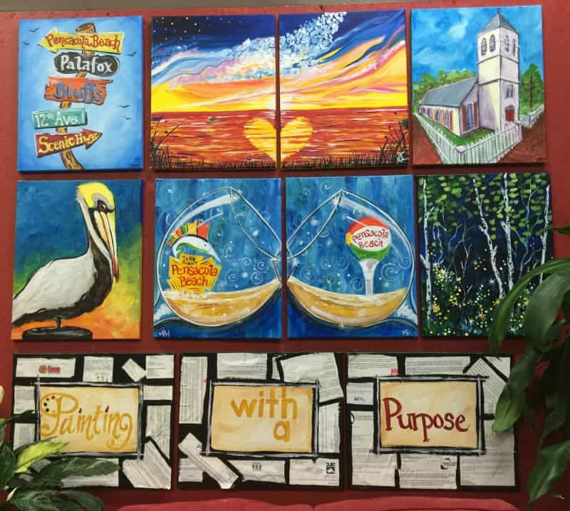 pensacola paintings