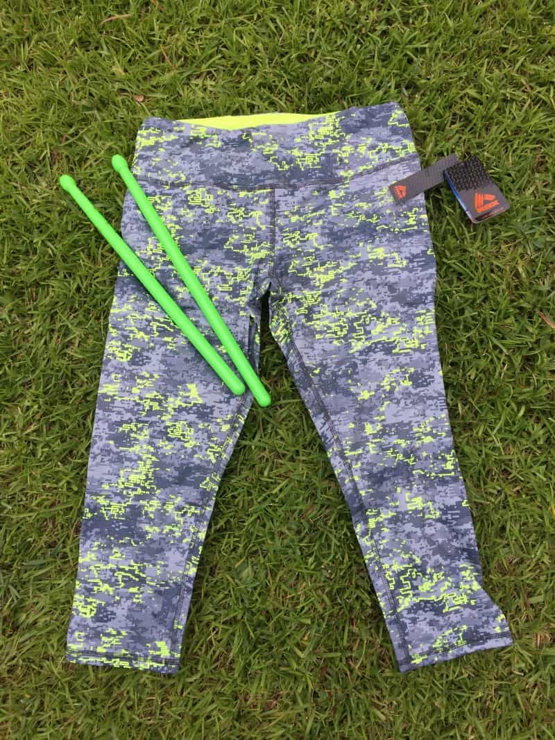 RBX Active Digital Camo Leggings