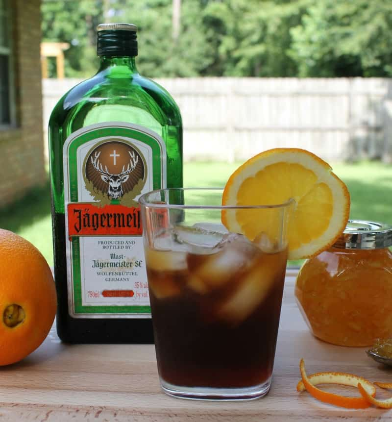 Unique Summer Cocktail from Jägermeister