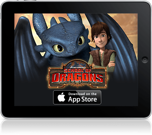 School Of Dragons App Now Available