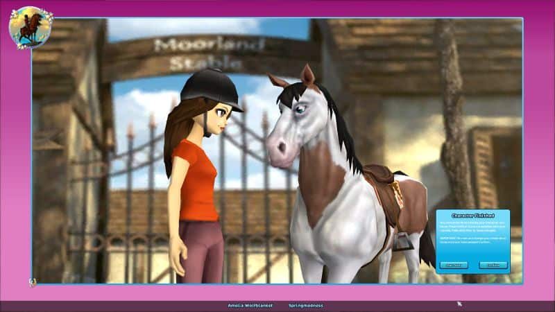 Star stable characters