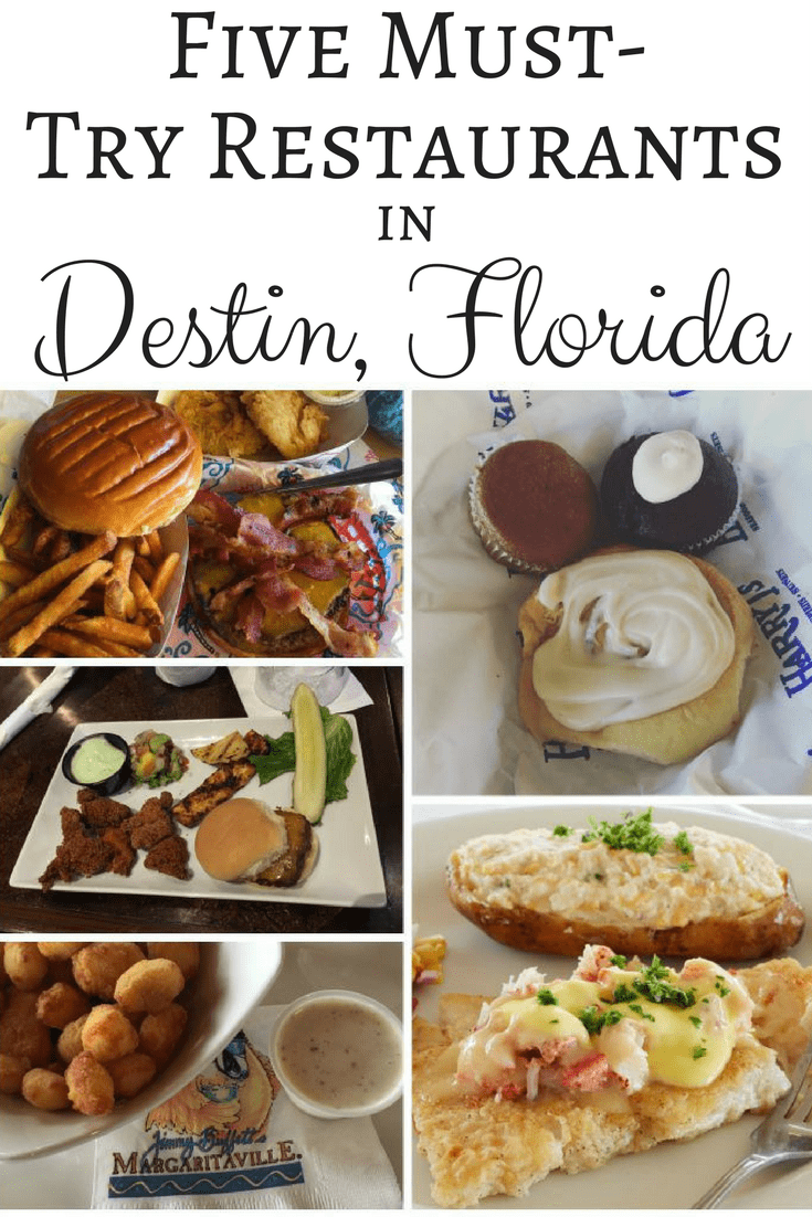 Destin Florida Restaurants