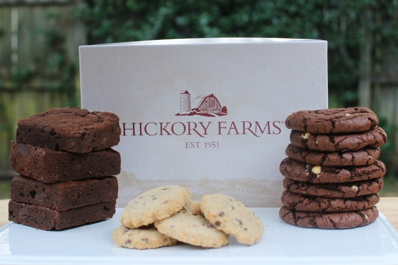 hickory farms chocolate decadence trio