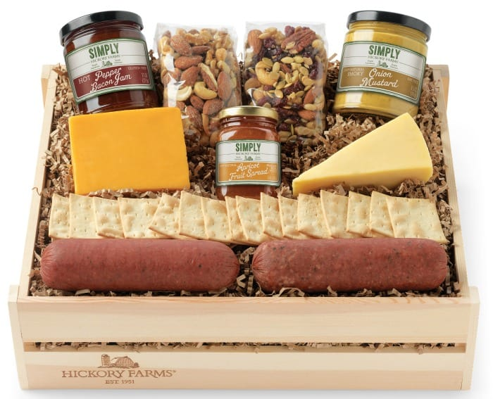 Hickory Farms – The Gift of Good Food and Giving