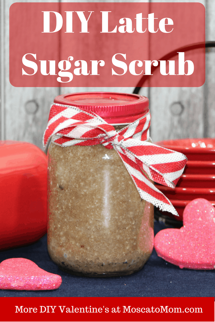 Latte Sugar Scrub