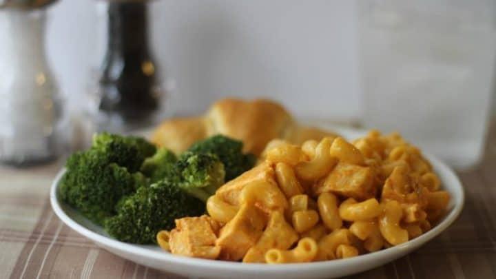 Buffalo Chicken Mac Meals Made Easy With Kraft Lynsey Kmetz