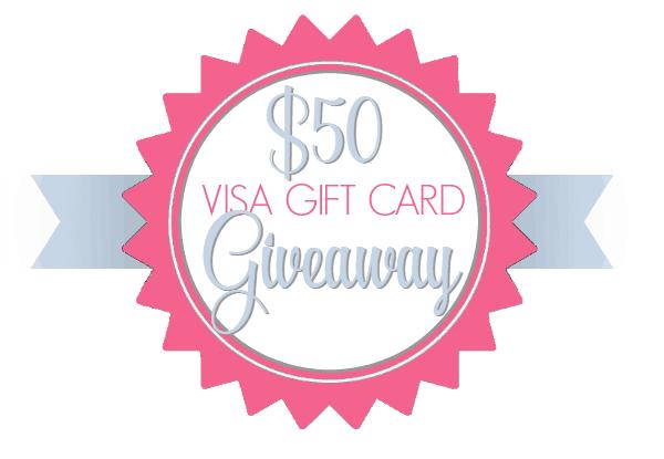 $50 Visa Giftcard Giveaway