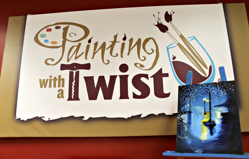 Painting With A Twist in Ft Walton Beach Florida
