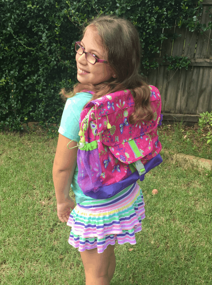 Back To School With Bixbee