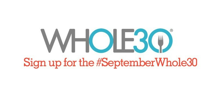 Here We Go Again… #SeptemberWhole30