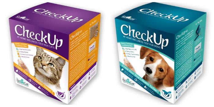 checkup pet wellness tests