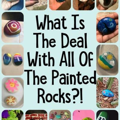 Kindness Rocks… in Pensacola