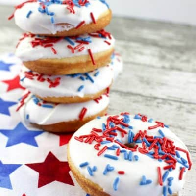 Simple Patriotic Donuts Recipe