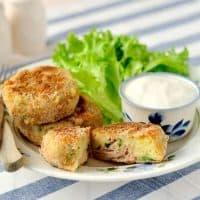 Tuna & Potato Fishcakes