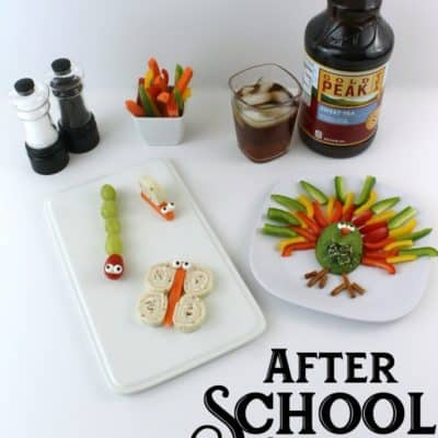 Fun & Healthy After School Snacks