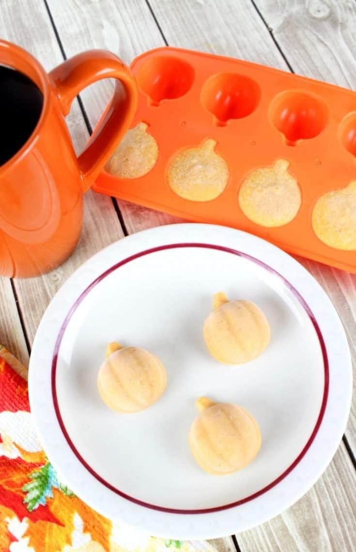 Pumpkin Spice Fat Bombs