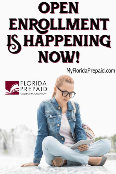 Florida Prepaid Open Enrollment Happening Now!