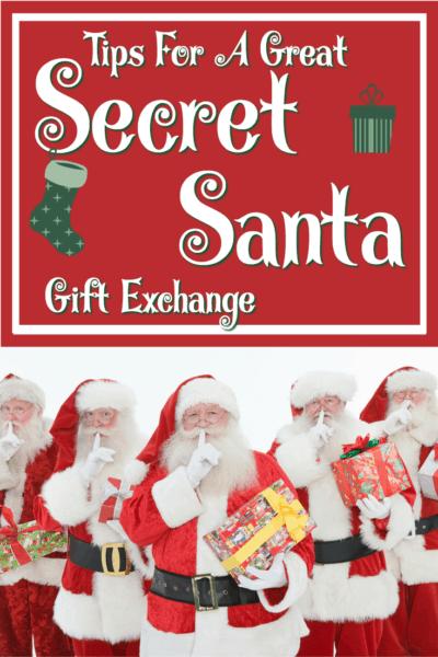 How To Run a Secret Santa Gift Exchange