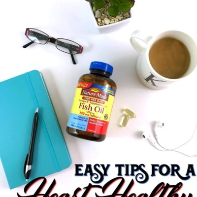 Easy Tips For A Heart Healthy Morning Routine
