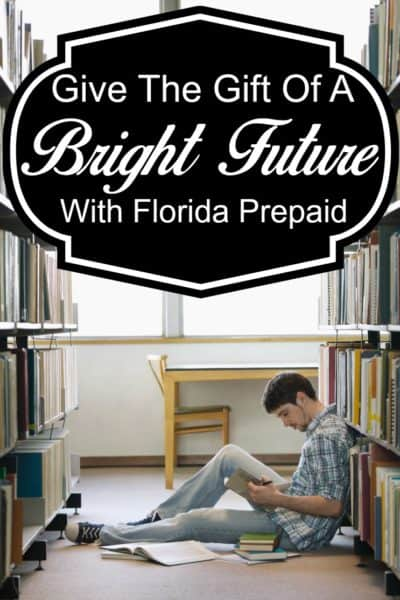 Give The Gift of a Bright Future with Florida Prepaid College