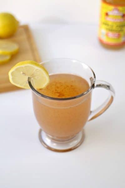 Apple Cider Vinegar Detox Drink for Keto