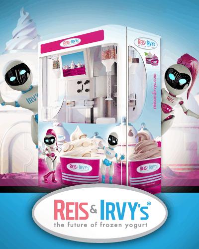 Frozen Yogurt Robots Coming to Pensacola
