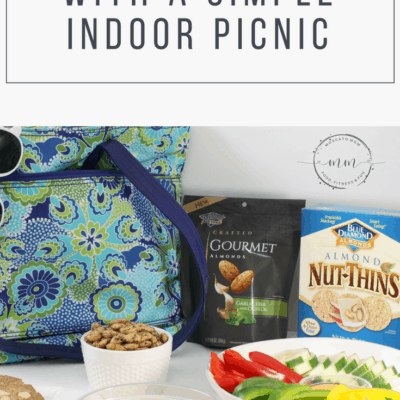 Upgrade Your Summer With An Indoor Picnic