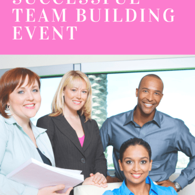Tips for Planning a Successful Team Building Event
