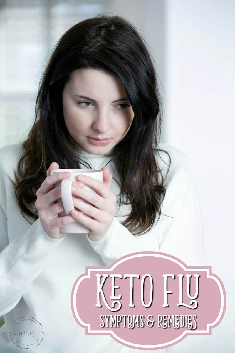 Keto Flu Symptoms and Remedies - Getting Started with Keto