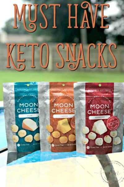 Best Keto Snacks – Moon Cheese