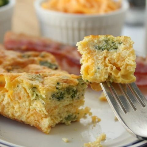 Keto Crustless Quiche Recipe
