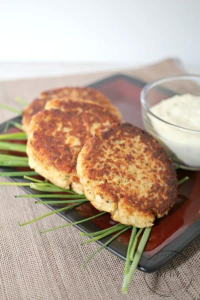 Easy and Delicious Keto Salmon Patties