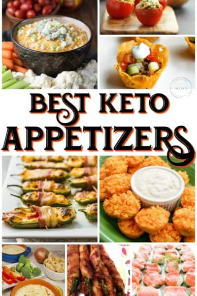 Best Keto Appetizers