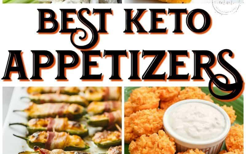 Best Keto Appetizers