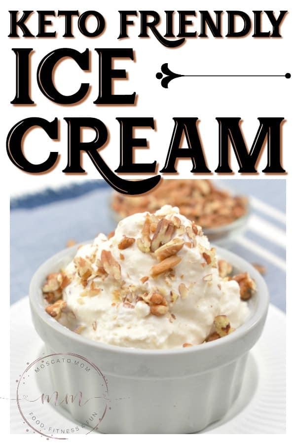 keto friendly ice cream recipe