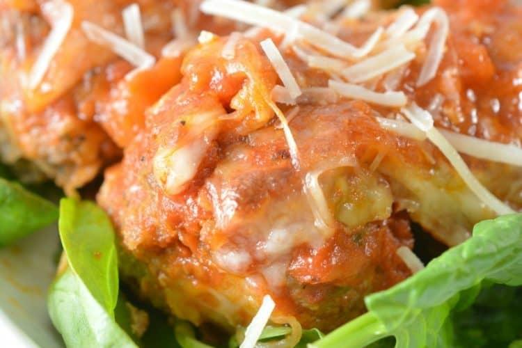 easy meatball casserole