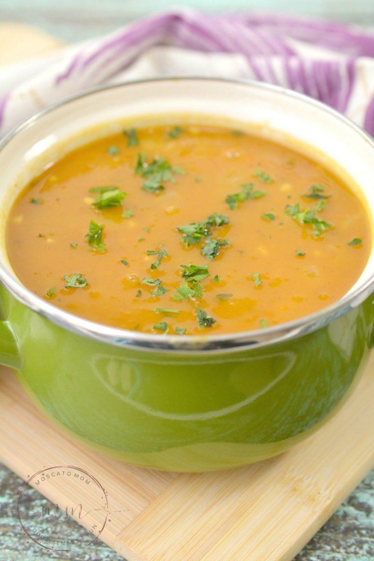 Simple Keto Pumpkin Soup