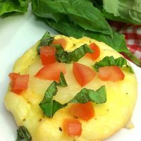 Low Carb Bruschetta Cloud Bread
