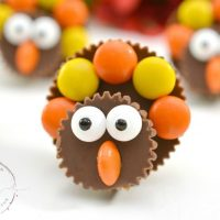 Reese's Candy Turkey