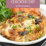 jalapeno popper chicken dip
